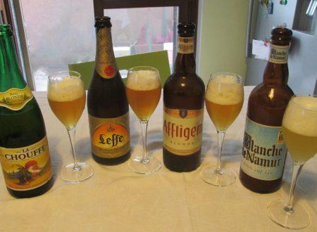 Birra Belga a portata di carrello.