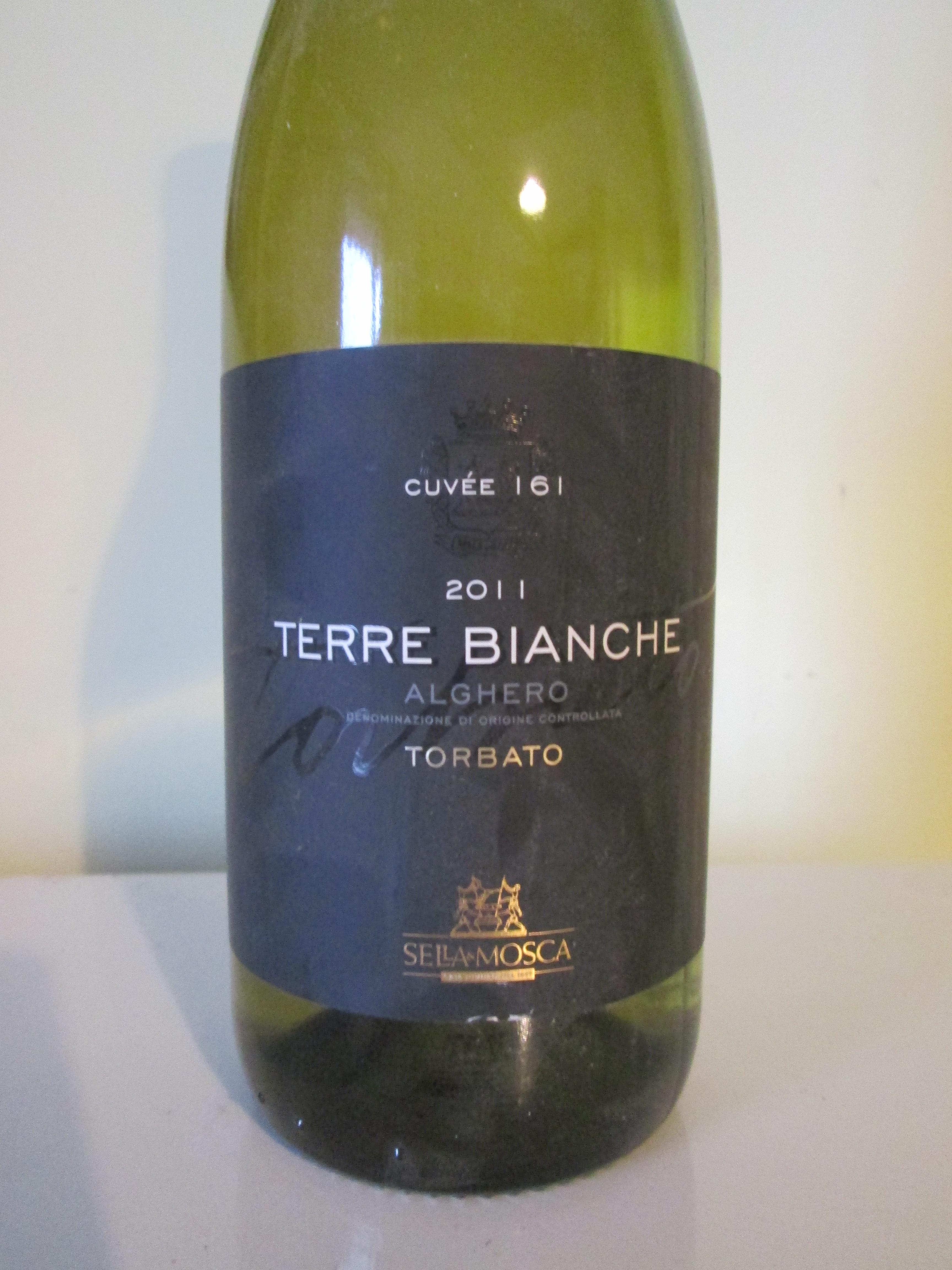 Torbato Cuvée161 Terre Bianche 2011 Az. Sella&Mosca