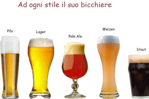 Ad ognuno il suo gusto: gli stili della birra.