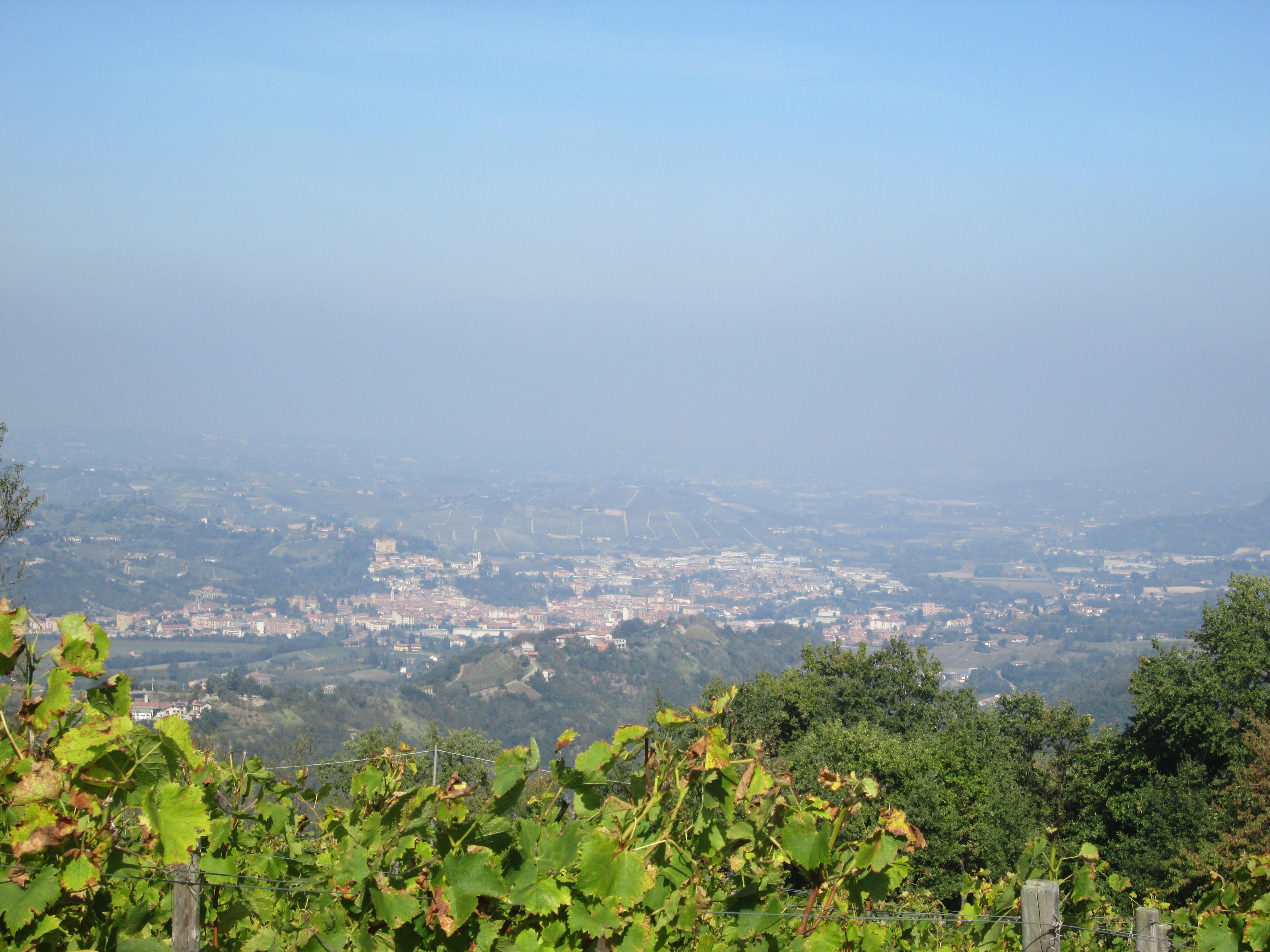 Tra Langhe e Monferrato vista mozzafiato