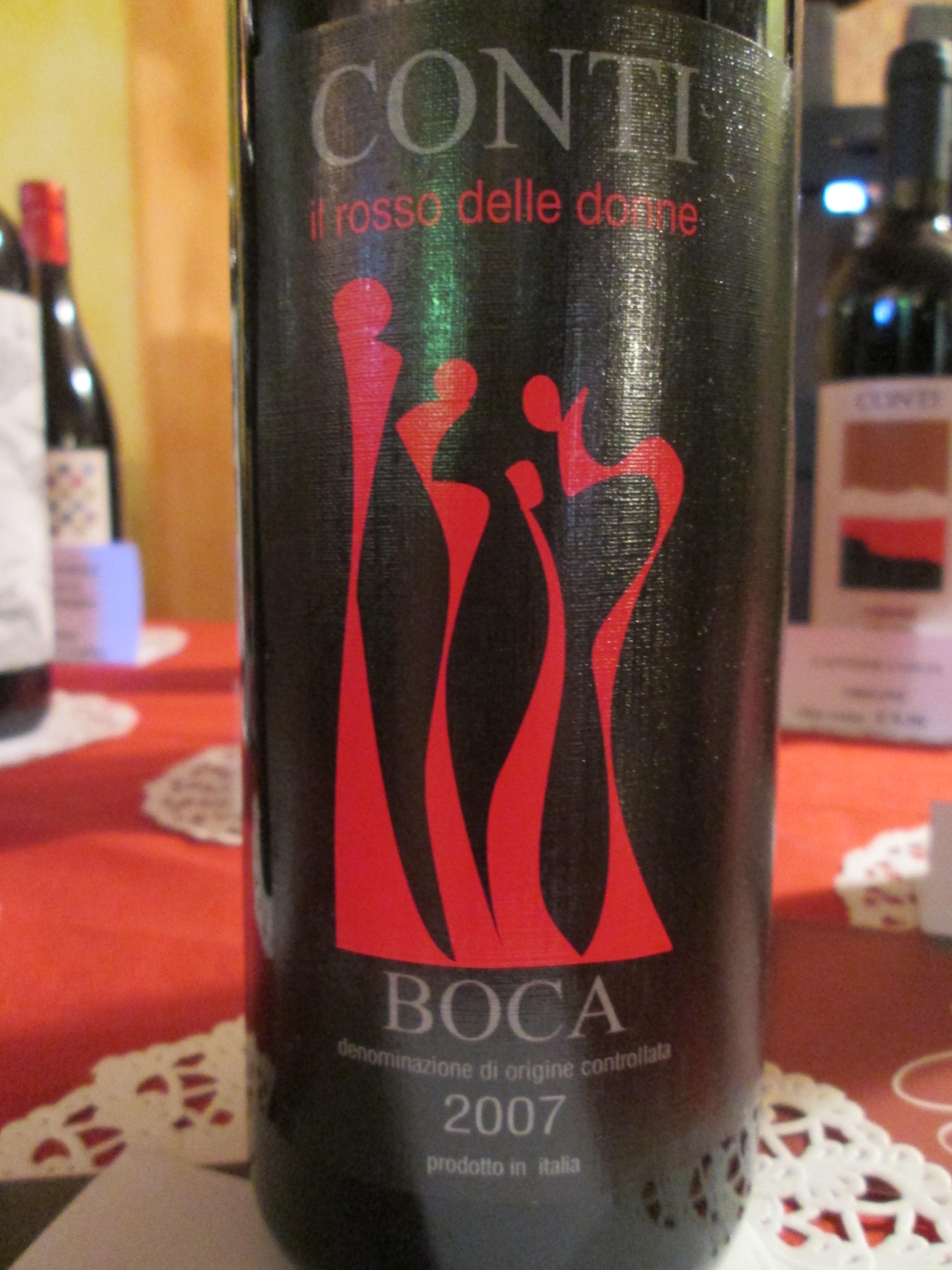 Boca 2007 Conti