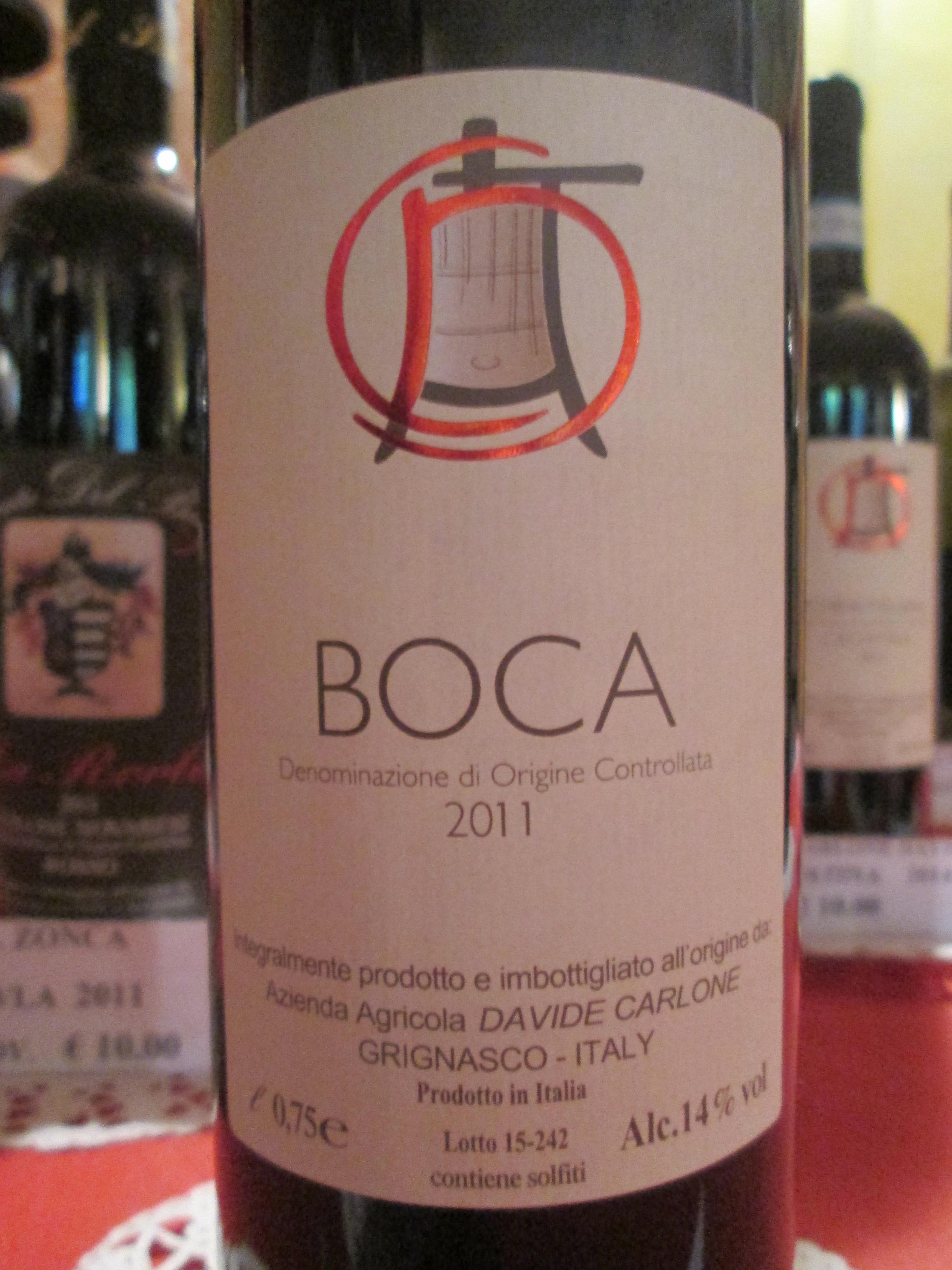 Boca 2011 Davide Carlone