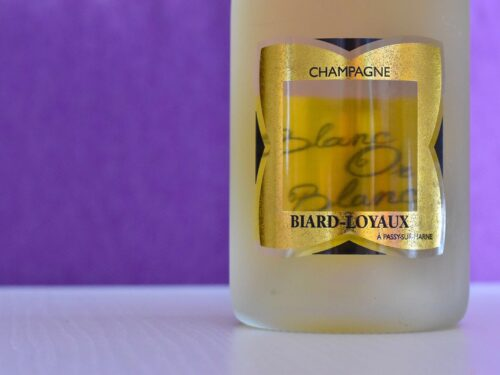 Biard-Loyaux, Champagne à Passy-Sur-Marne