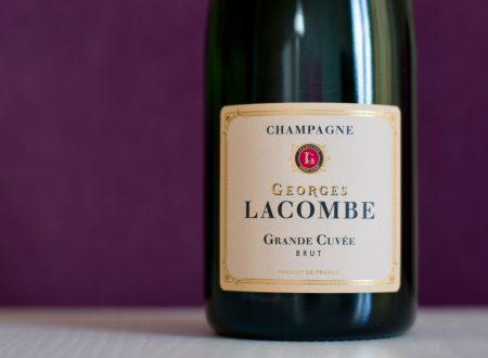 Georges Lacombe Grande Cuveé, da Ay il talento di Francis Tribaut.