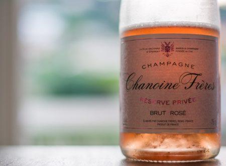 Chanoine Frères Rosè Brut, il mio compleanno in Côte d'Azur.