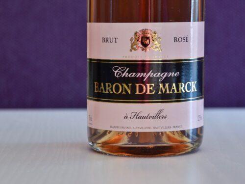 Baron de Marck Brut Rosé, i satelliti della Maison J.M. Gobillard et Fils