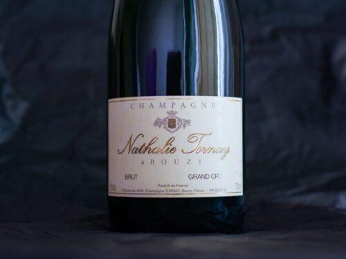 Nathalie Tornay, la piacevolezza in un sorso di Bouzy.