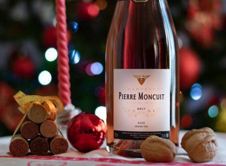 Pierre Moncuit, la complessità di Mesnil Sur Oger in un calice di Rosé.